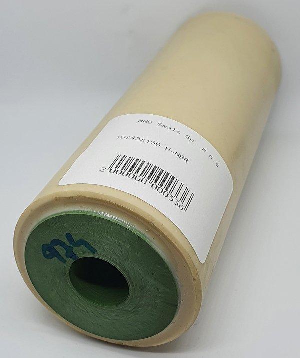 HNBR - Uwodorniony kauczuk butadienowo-nitrylowy
